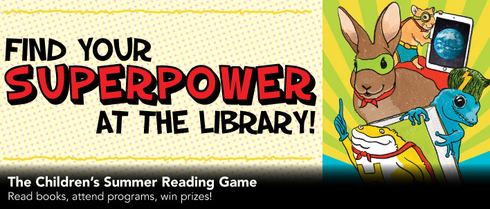 Childrens Summer Reading Program 2015