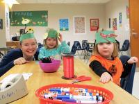 Getting crafty in Children's