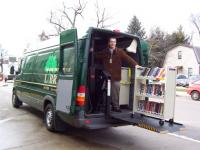 Library Outreach Van