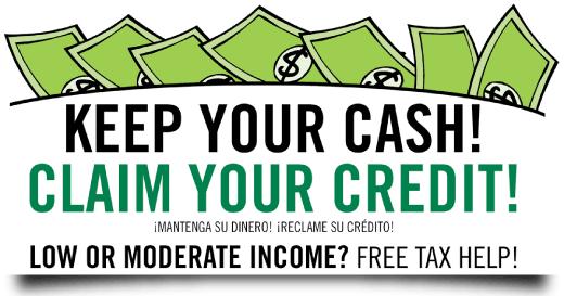 Free Tax Help Header