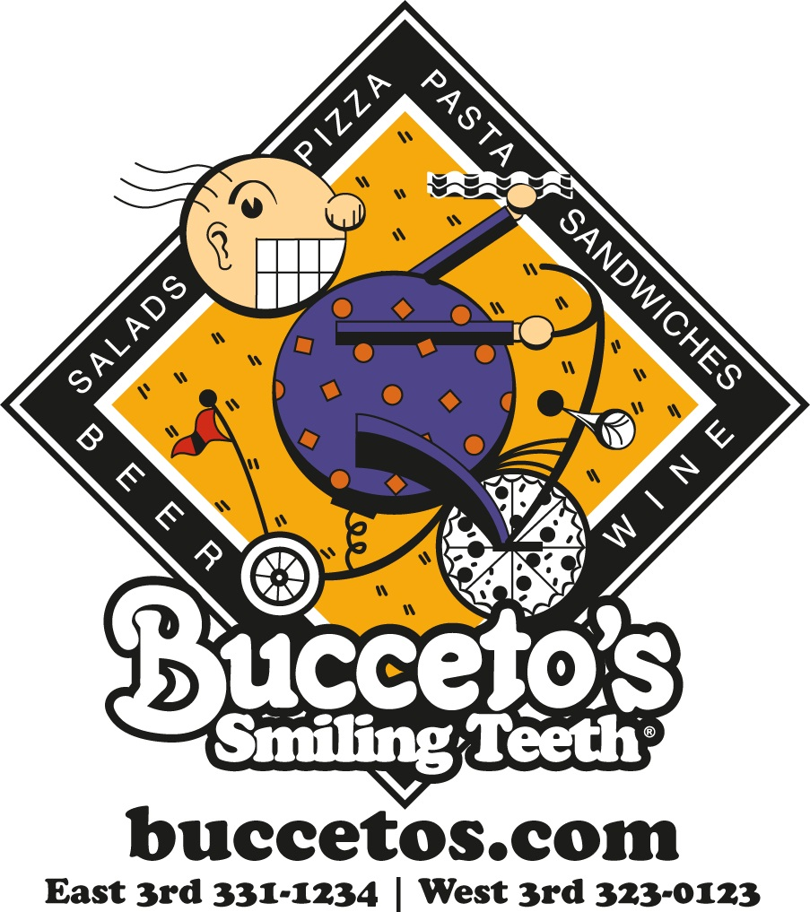 Dine Out for the Library at Bucceto's