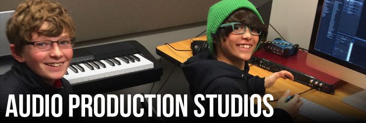 Audio Production Studios