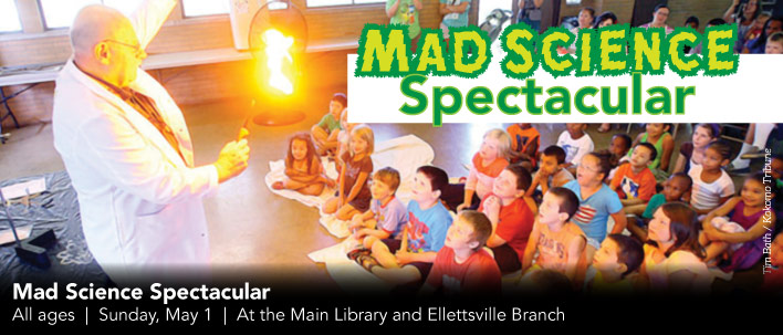 Mad Science Spectacular