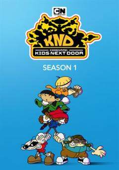 Codename Kids Next Door - Season 1