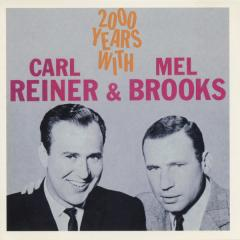 2000 Years with Carl Reiner & Mel Brooks (1961)