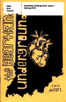 The Heartland Underground. Issue One, Spring '16