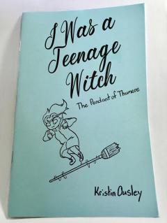 I was a teenage witch : the pendant of Thumere