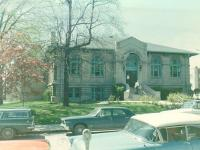 Carnegie Library in the 1960s