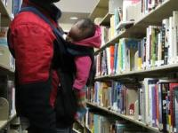 Browsing with baby