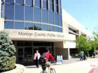 One day in the life of Monroe County Public Library