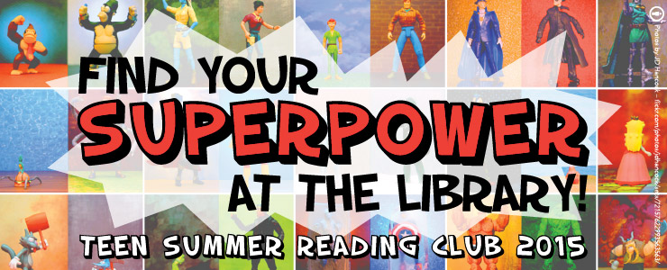 2015 Teen Summer Reading Program