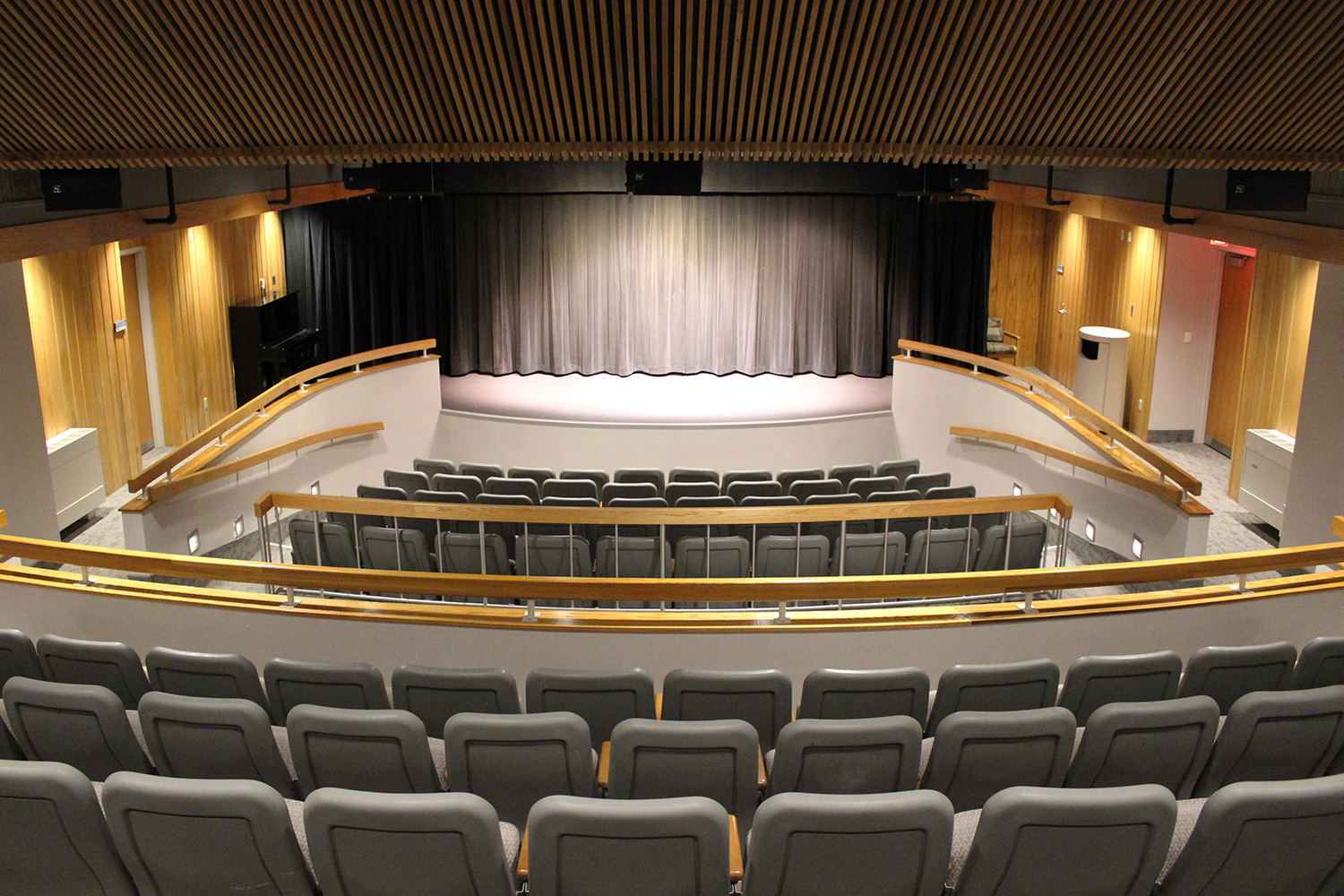 Auditorium, Main Library