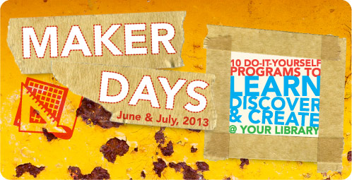 Maker Days 2013 header