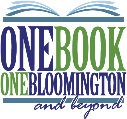 One Book One Bloomington Logo