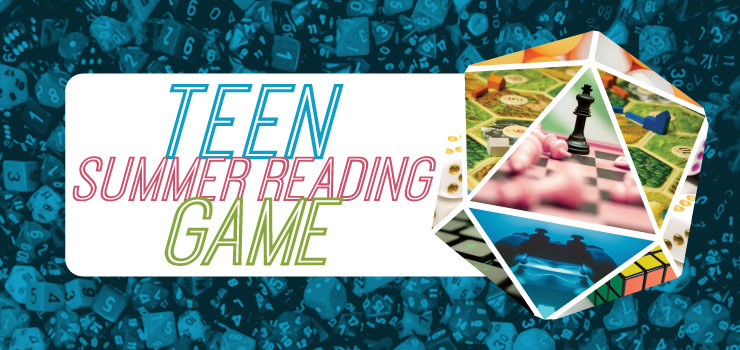 2016 Teen Summer Reading Game