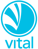 VITAL logo - with initials