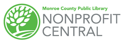 Nonprofit Central Logo: Horizontal