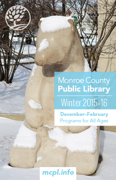 Cover of Winter 2015-16 Program Guide