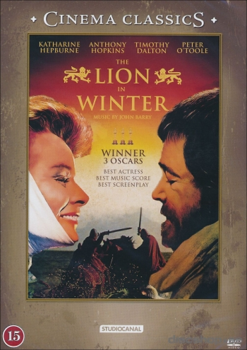Lion in Winter - Hepburn