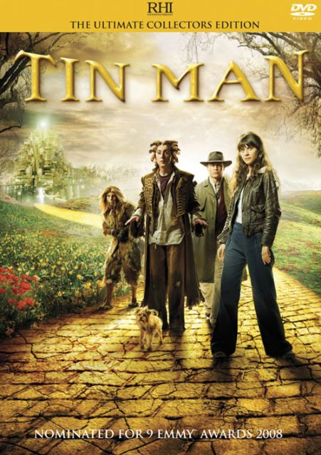 Tin Man DVD Cover