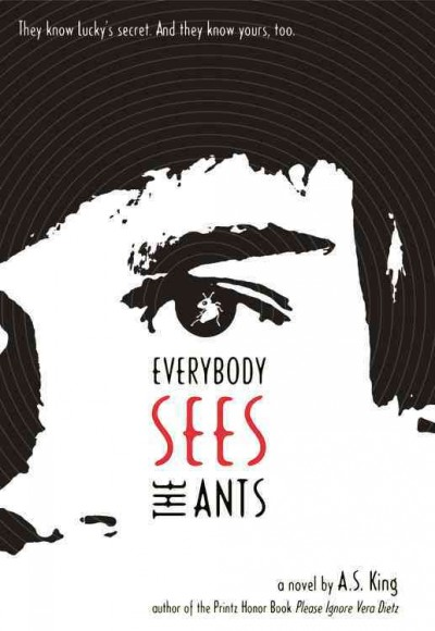 Book jacket for Everybody Sees Ants