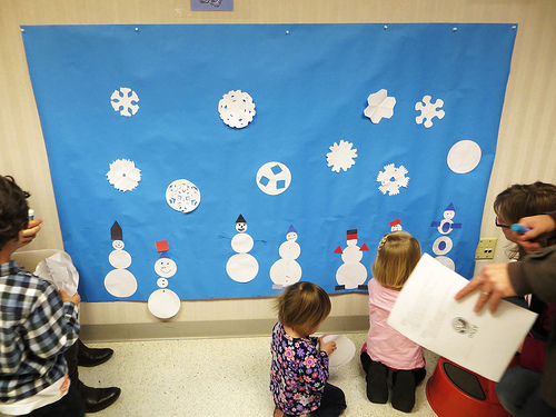 PSS Snowmen and Snowflakes