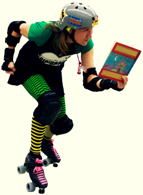 Rollergirl Reads