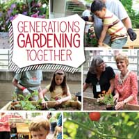 Generations gardening Together