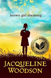 Brown Girl Dreaming Book Cover