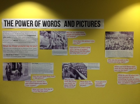 Civil Rights Display