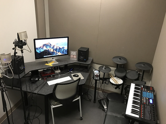 Audio Production Studio 2