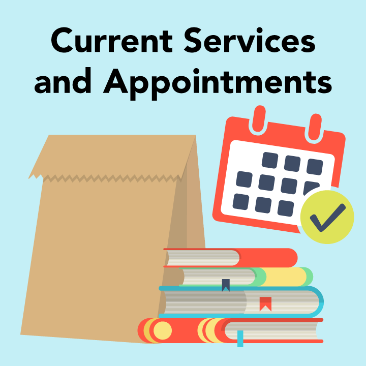 Current Services and Appointments