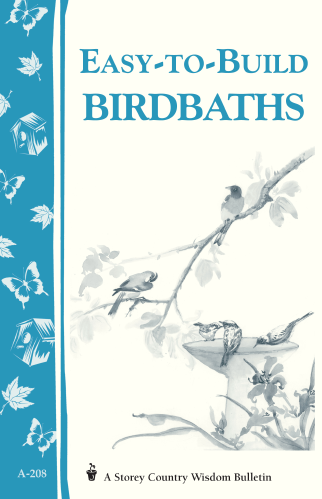 Easy To Build Birdbaths