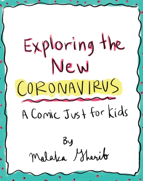Exploring the New Coronavirus cover