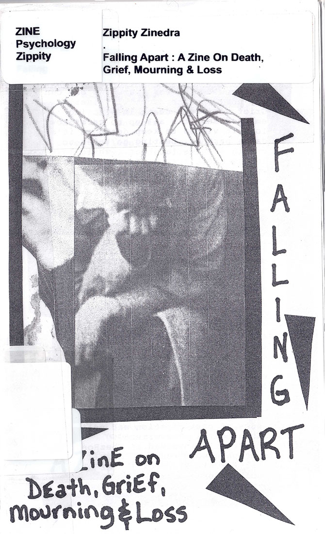 Cover of Falling Apart