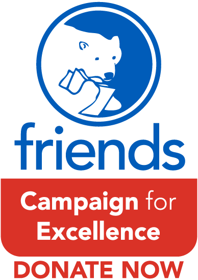 Friends of the Library - Donate to the Campaign for Excellence