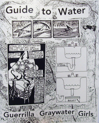 Guerrilla Graywater Girls Guide to water