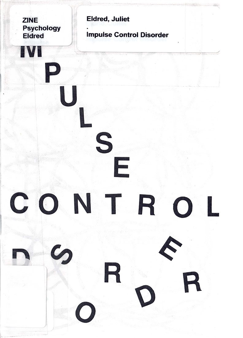 Cover of Impulse Control Disorder