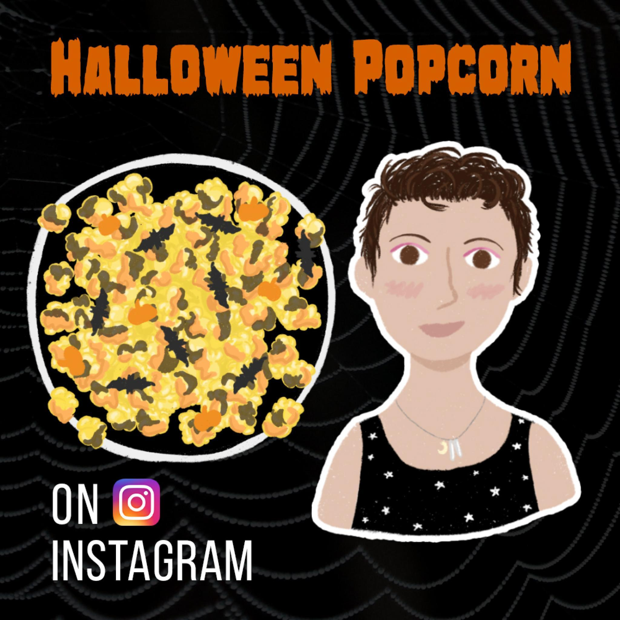 Banner for Popcorn Craft