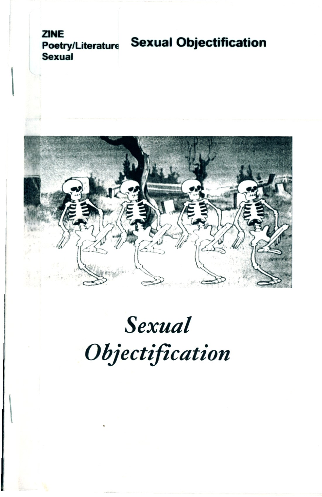 Cover of Sexual objectification