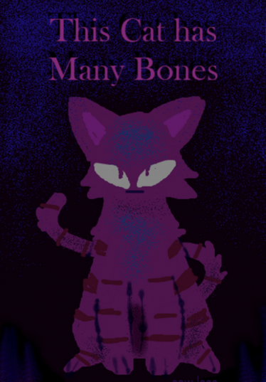 This Cat has Many Bones