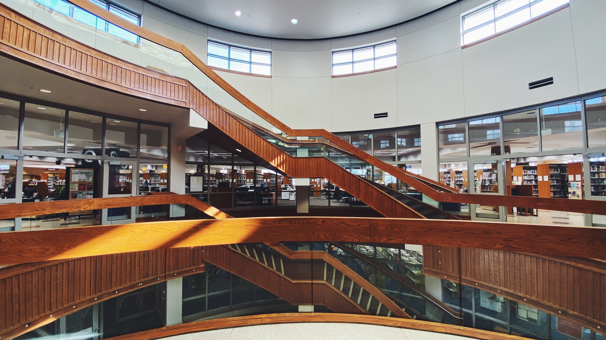 Main Library atrium