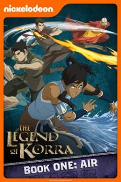 Legend of Korra - Season 1