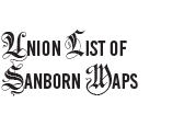 Union List of Sanborn Maps