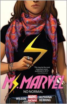 Ms. Marvel. Volume 1, Issue 1-5, Meta-Morphose