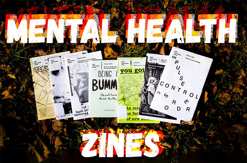 Mental Health Zines