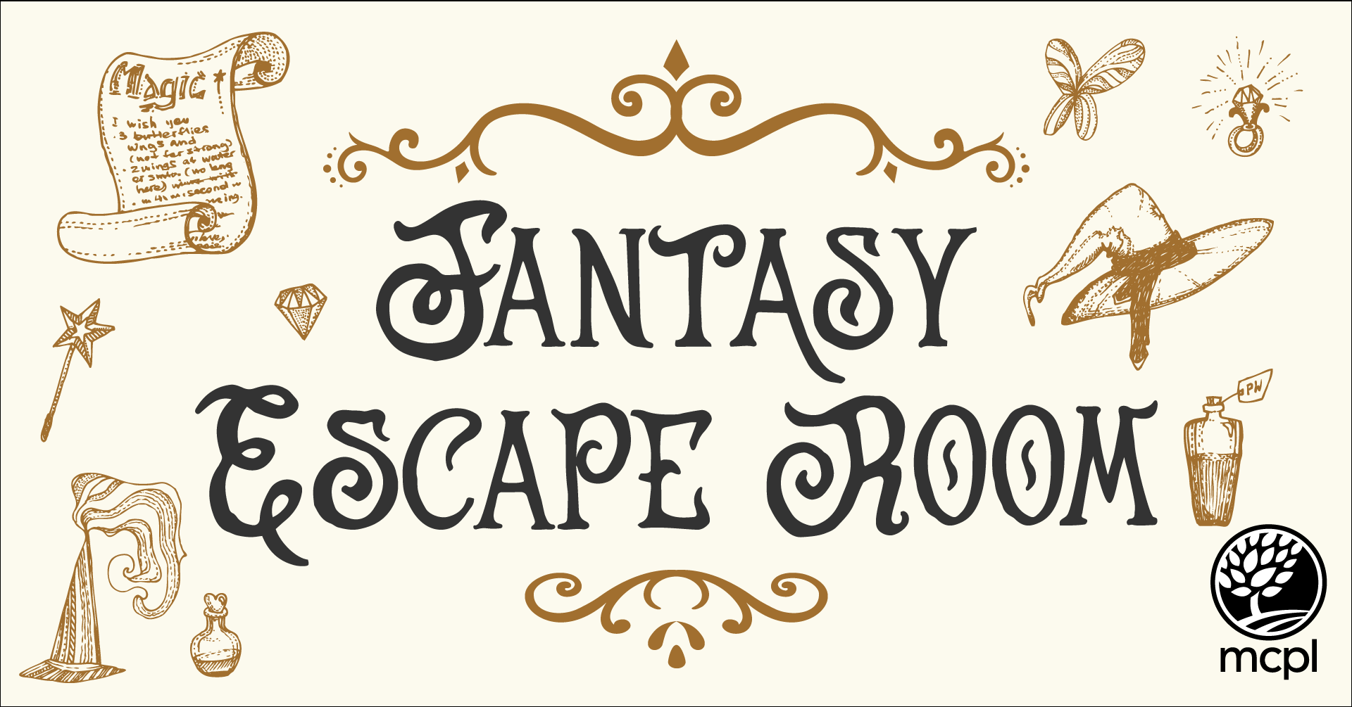 Fantasy Escape Room
