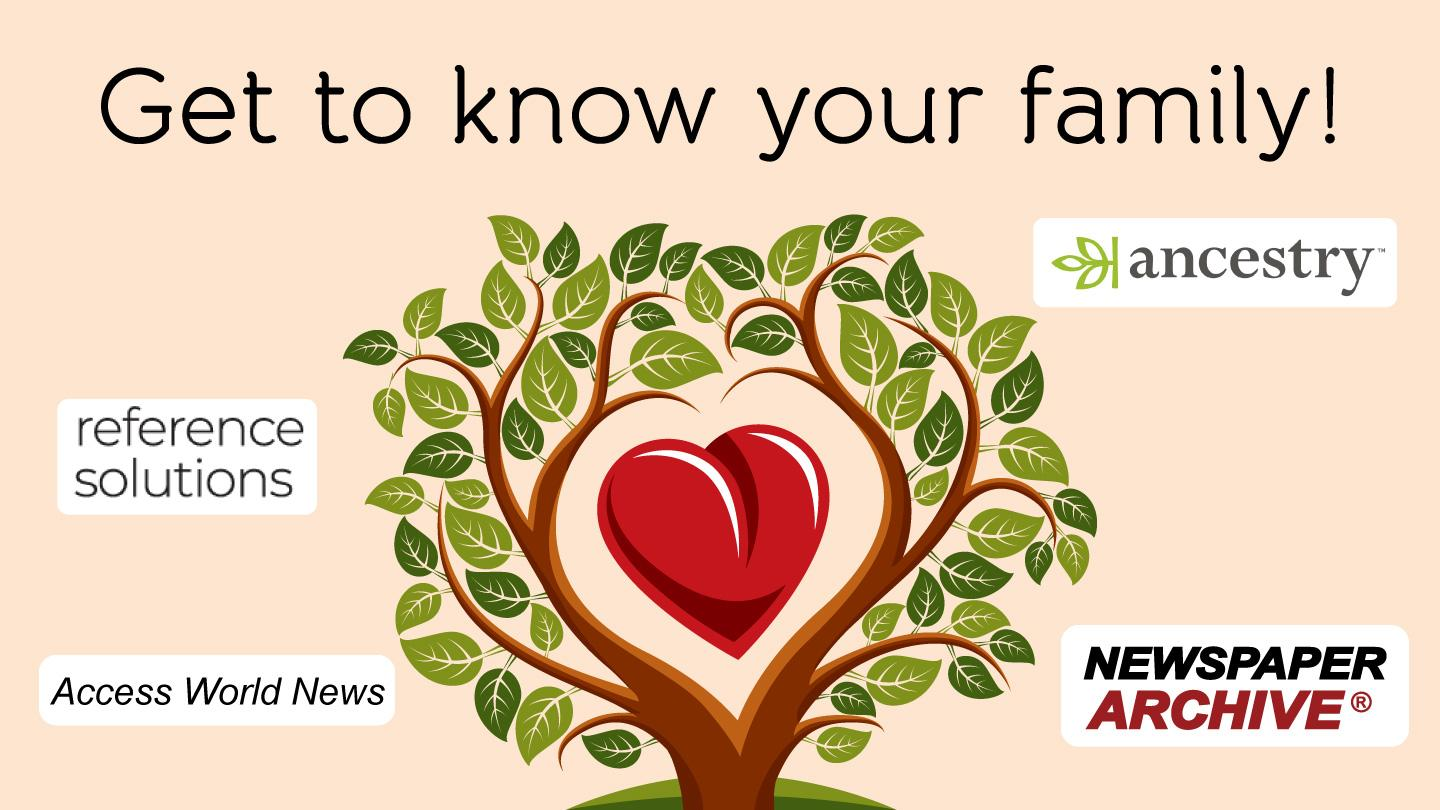 Get To Know Your Family!
