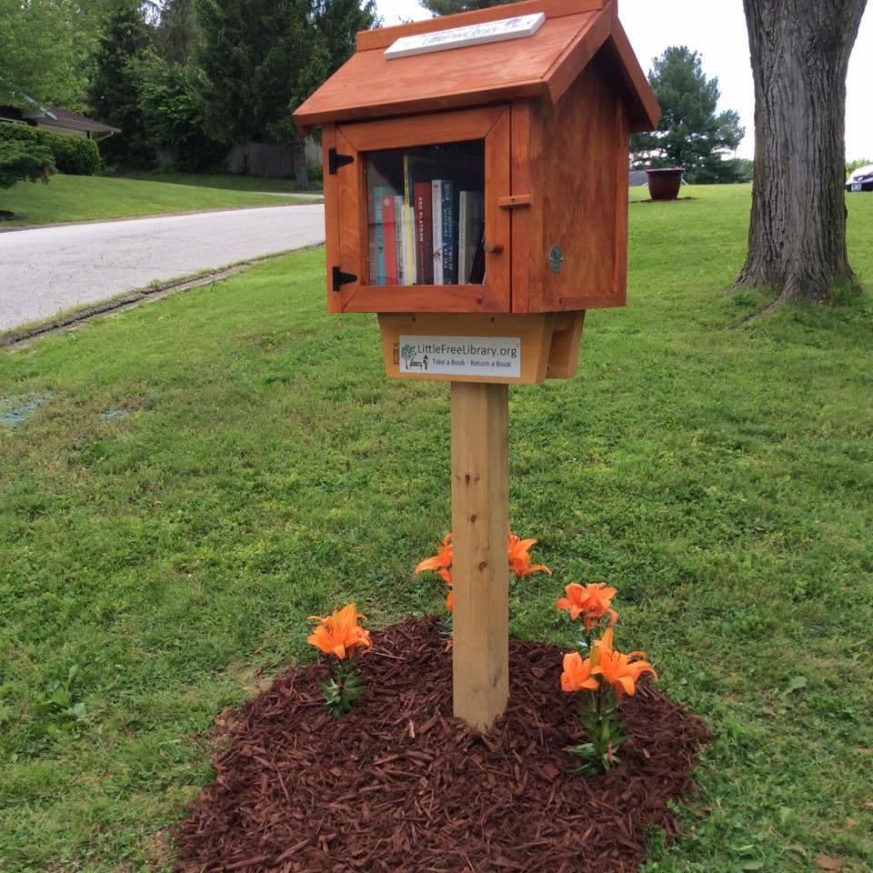 Fritz Terrace Little Free Library