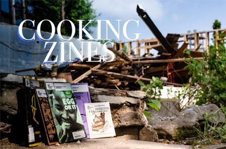 Cooking Zines